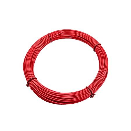 50m RPEMD3RR PEMD 3mm Round Red
